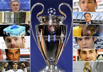 13 retos del Madrid