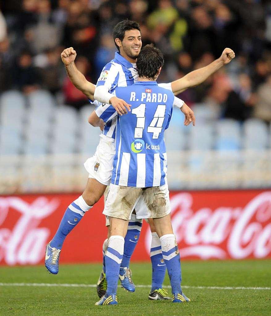 Marca Com English Version: Domingos Paciencia Thwarts Impatient Real Sociedad