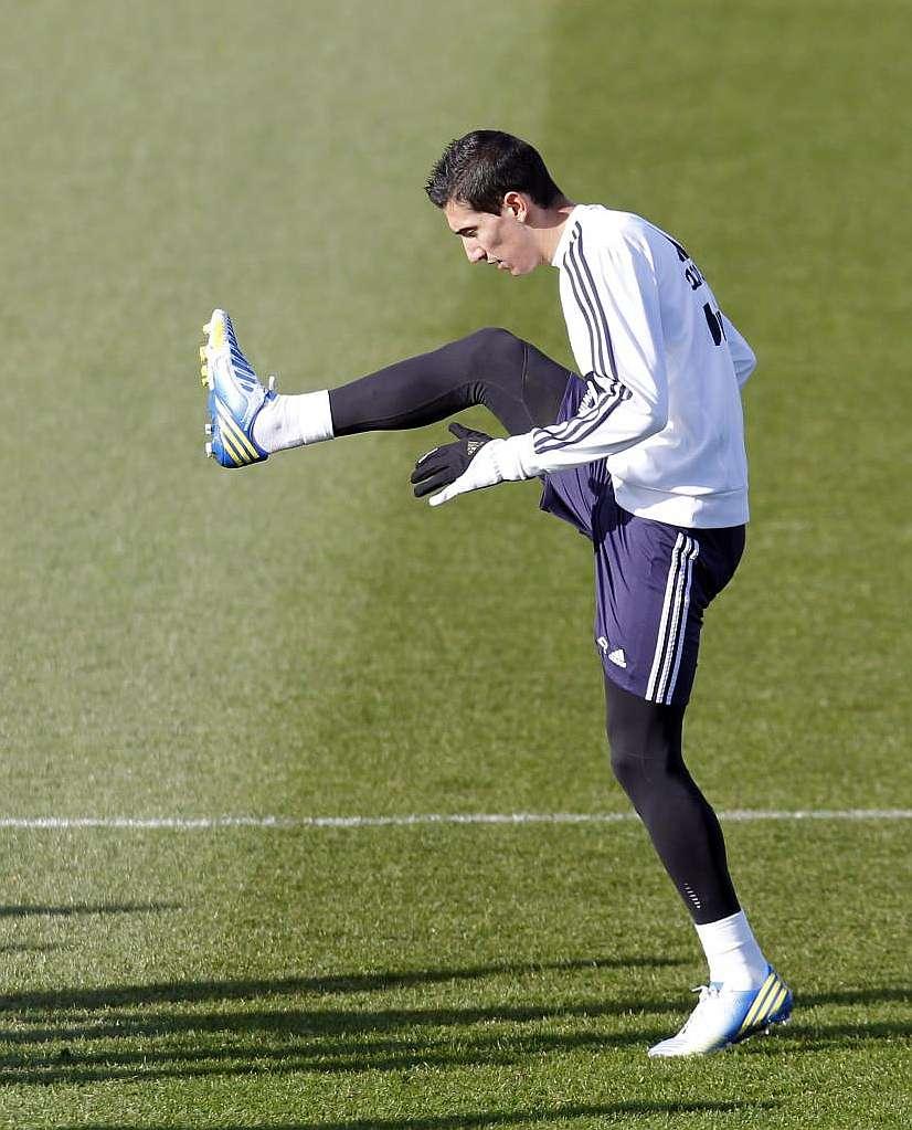 Marca Com English Version: Referee Complaint Against Di María