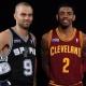 Kyrie Irving y Tony Parker, elegidos Jugadores de la Semana por delante de LeBron y Durant
