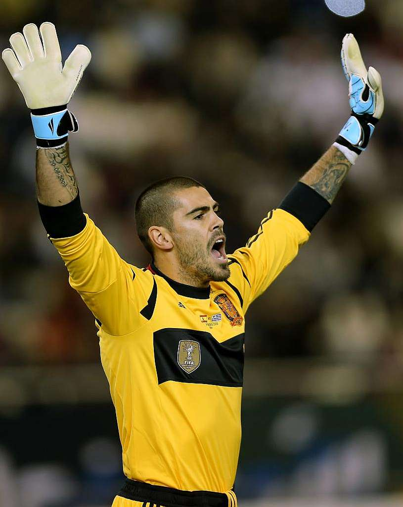 V­ctor Valdés red letter week MARCA English version