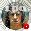 Puyol, 100 partidos con la selección