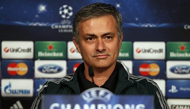 José Mourinho en rueda de prensa, previa del Real Madrid-Manchester United