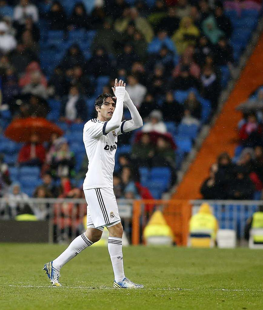 """Marca Com English Version: Kaká: """"I'm Getting Mentally Stronger All The Time"""""""