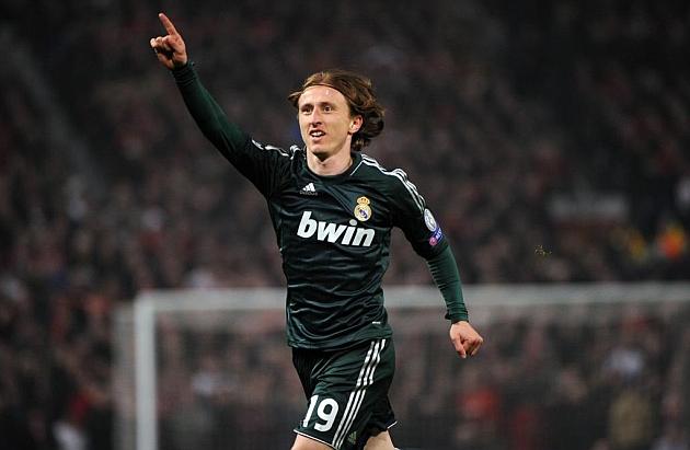 Luka Modric: invaluable