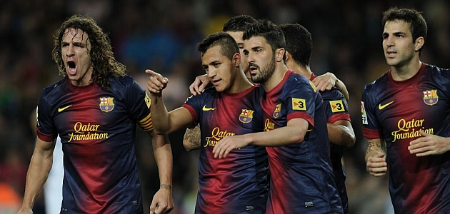 Bigger fish to fry for Barcelona