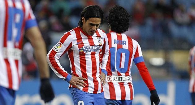 La Real puso fin a tres rachas más del Atlético en el Calderón