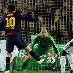 Del fallo de Niang al golazo de Messi en un minuto