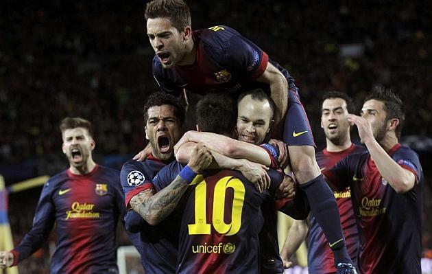 La remontada que le faltaba a este Barça