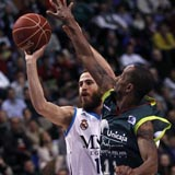 Sergio Rodríguez y Marcus Williams