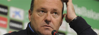 Mel: El partido es importante, con una nueva ilusión y con grandísimo rival