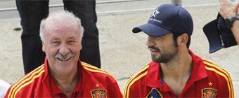 Albiol, fijo con La Roja y no convocado con el Madrid