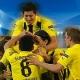 El invicto Borussia se cruza en el sueño del Málaga