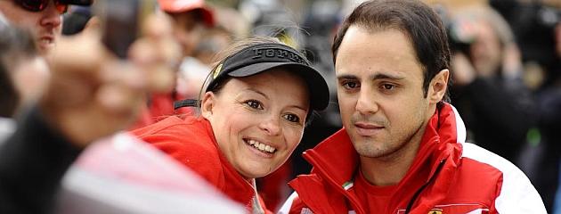 Massa, 68 carreras sin ganar con Ferrari