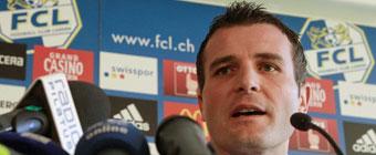 El suizo Frei adelanta su retirada para ser dirigente del Lucerna