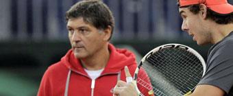 Toni Nadal: Rochus es un verdadero imbécil y un maleducado