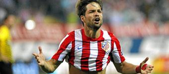 Diego: Sé que el Atlético me quiere... y es un placer