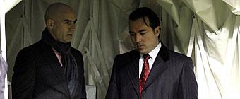 Paco Jémez y Raúl Martín Presa