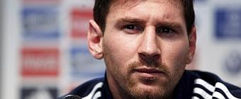 Messi: Nunca estuve triste