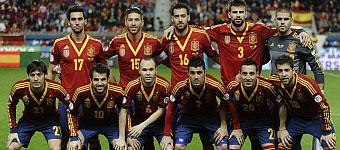 El uno a uno de España