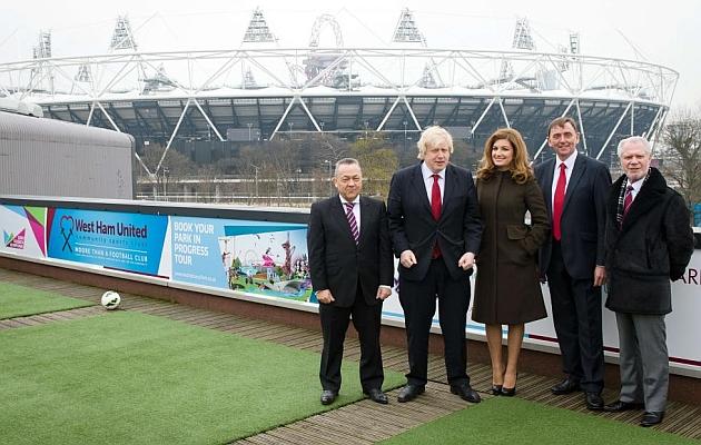 El West Ham United dispondr� del Estadio Ol�mpico de Londres desde 2016