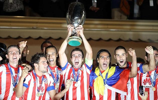 Gabi: No me veo en otro equipo que no sea el Atlético