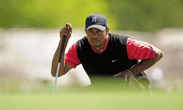 Tiger vuelve a la cima dos años y medio después