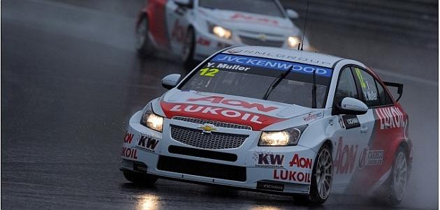 Muller, bajo la lluvia de Monza / FIAWTCC.COM