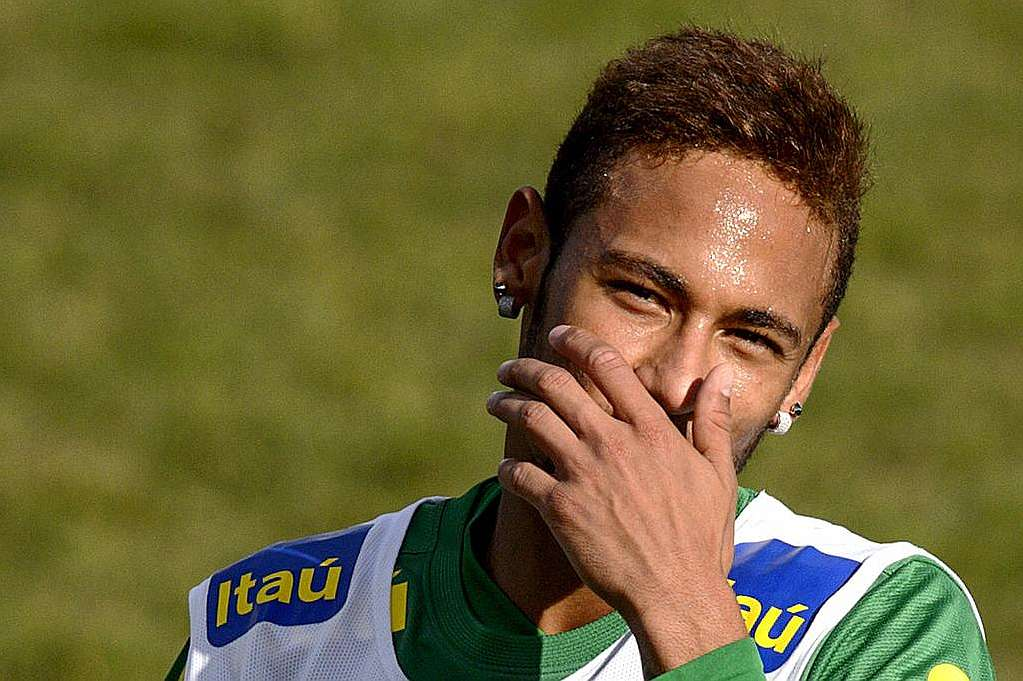 Neymar No More Questions About Barca