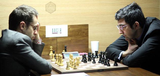 Kramnik, nuevo líder tras perder Carlsen