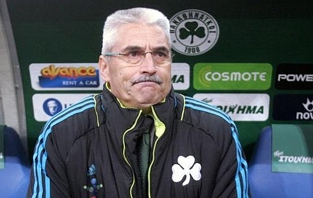 Fabri, destituido como entrenador del Panathinaikos