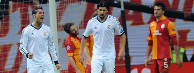 El Madrid coquetea con el infierno