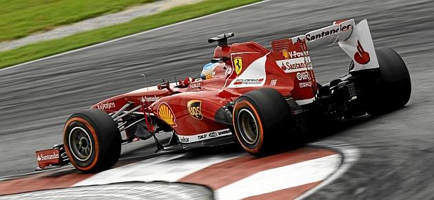 El escape y el difusor del F138 volver�n a cambiar / RV RACING PRESS