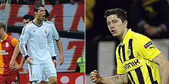 ¿Qué equipo crees que superará la semifinal entre Borussia y Real Madrid?