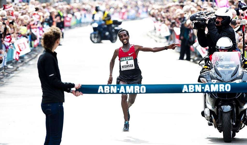 http://atletismodefondo.wordpress.com/ Maratón de Rotterdam