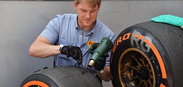 Pirelli elige los neum�ticos m�s duros para Bahr�in