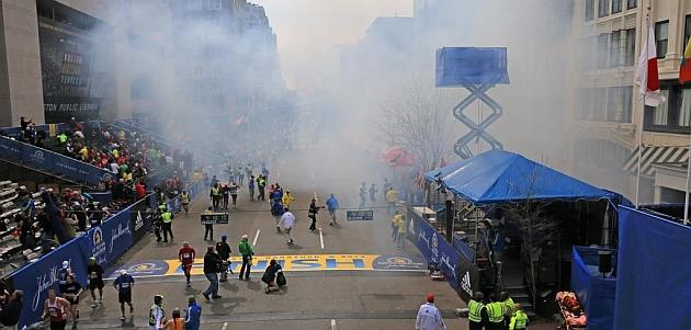 Jim�nez: El marat�n de Madrid, aunque con tristeza, sigue adelante