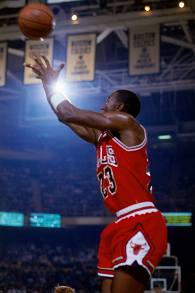 Los 50 mejores, y peores, momentos de Michael Jordan