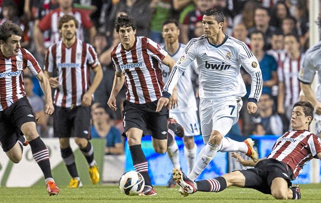 Cristiano sostiene al Madrid