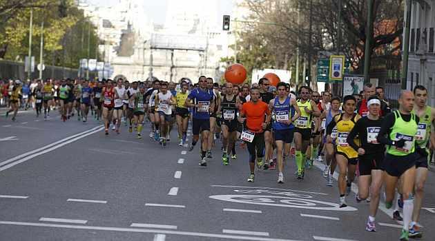 La inscripción al maratón de Madrid se multiplica por cuatro tras el atentado de Boston