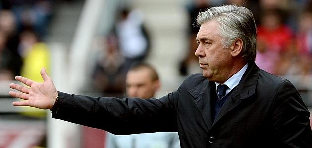 Ancelotti gets Florentino's vote