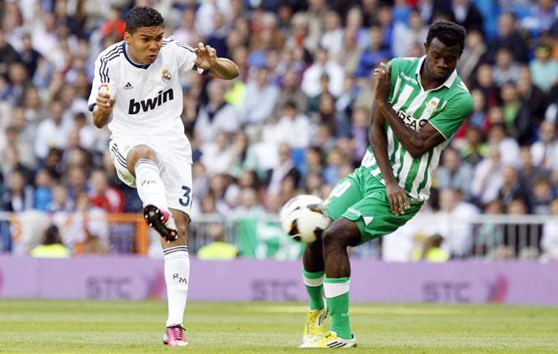 Casemiro convenció al Bernabéu