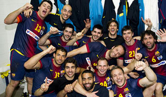 El Barcelona revalida el título antes de centrarse en Europa