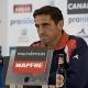 """Jiménez: """"El fútbol está siendo tremendamente cruel con mi equipo"""""""
