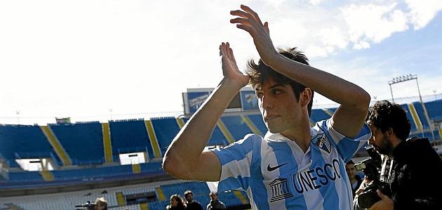 Málaga y Chelsea, una relación con futuro