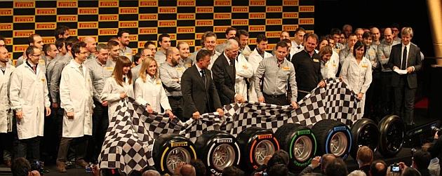 Pirelli endurece su neumático más duro