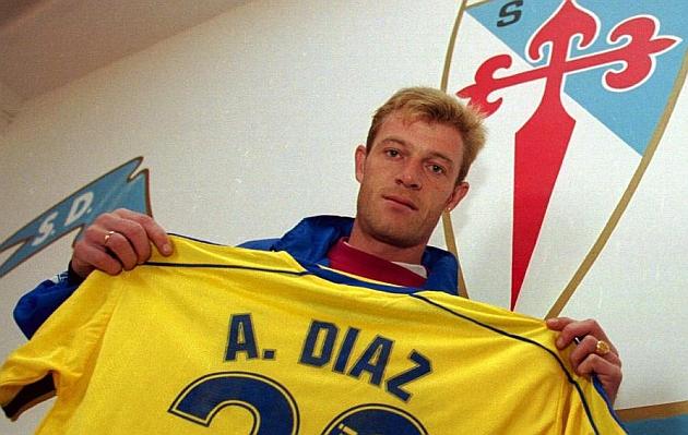 Former footballer Antonio Díaz dies
