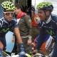 Intxausti y Cobo, jefes de fila del Movistar en el Giro