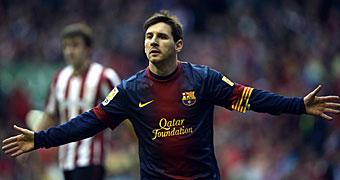 Messi: A por la remontada