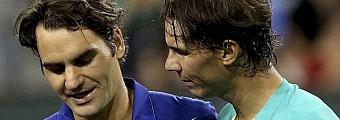 Nadal podr�a rendir visita a Federer en octubre